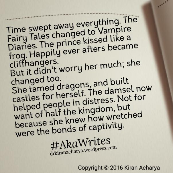 Timeswept fairy tale